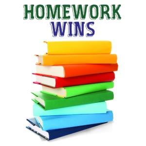 homework wins